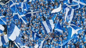2015-10-23 Lech Poznań dostał kolejną karę od UEFA! Znowu transparent