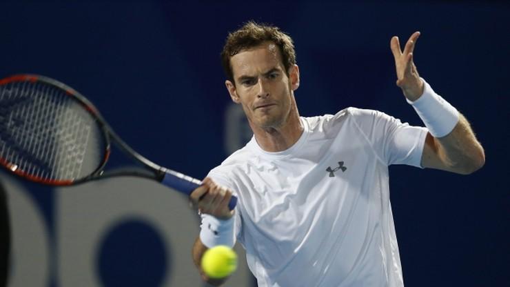 Australian Open: Murray może się wycofać, by nie przegapić narodzin dziecka