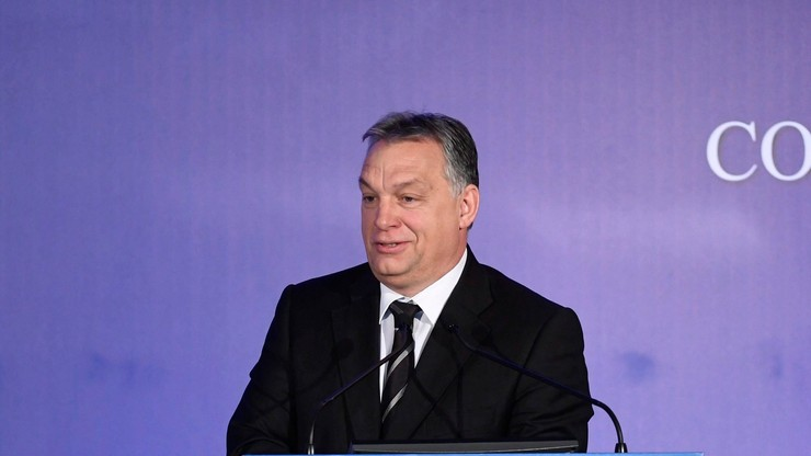 """Orban jak Trump. """"Mamy możliwość znów uczynić Europę wielką"""""""
