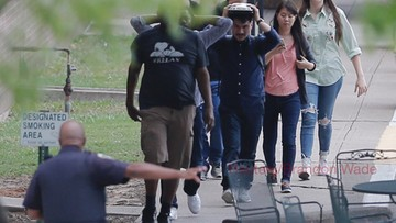 Strzelanina na terenie kampusu uczelni w Teksasie. Dwie osoby nie żyją
