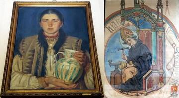 14-02-2016 09:40 Policja odnalazła zaginione obrazy Matejki i Borucińskego