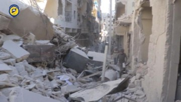 """""""Okrutna forma zbiorowej kary"""". Blisko milion osób w strefach oblężonych w Syrii"""