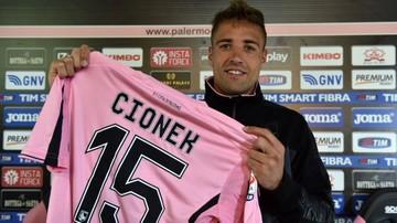 2016-01-14 Cionek zaprezentowany jako zawodnik US Palermo