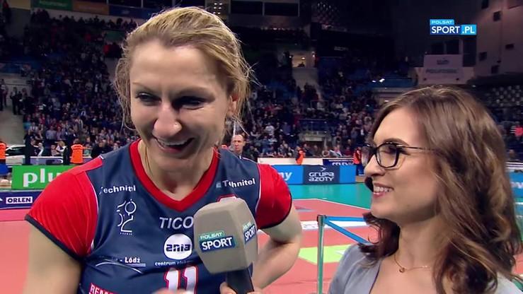 Pycia: Srebro mistrzostw Polski to piękne zwieńczenie kariery