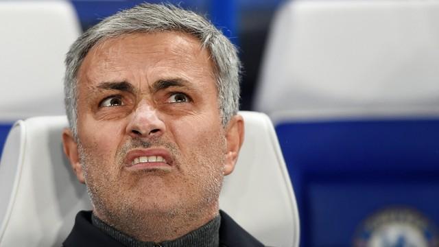 Mourinho wyleciał z Chelsea