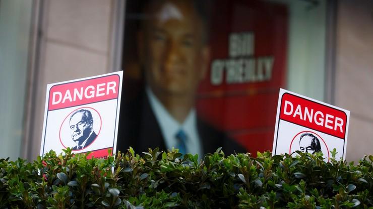Prezenter Bill O'Reilly zwolniony z Fox News wz. z oskarżeniami o molestowanie