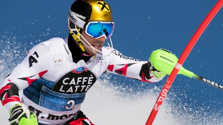 Austriak Hirscher ponownie alpejczykiem roku