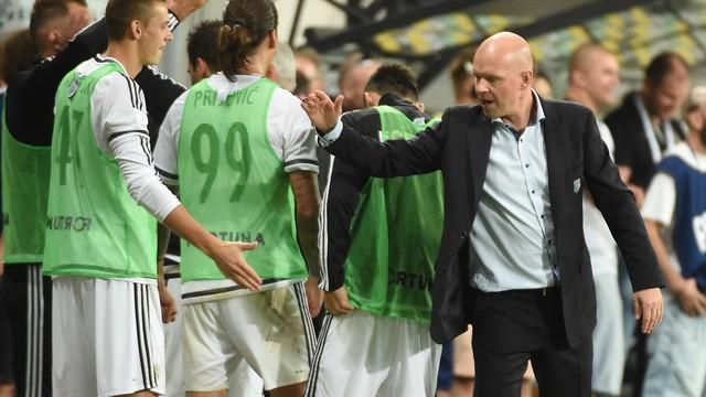 Berg: wierzę, że możemy poradzić sobie w tej grupie