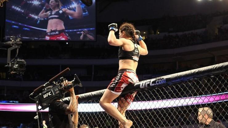 Amerykanie po zwycięstwie Jędrzejczyk:  Joanna Champion! Zapamiętajcie ją!