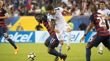 2017-07-23 Złoty Puchar CONCACAF: USA pierwszym finalistą