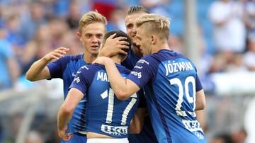 2017-07-30 Lotto Ekstraklasa: Lech rozgromił Piasta
