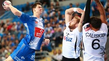 2015-11-14 Orlen Wisła Płock odprawiła z kwitkiem turecki Besiktas w Lidze Mistzów piłkarzy ręcznych