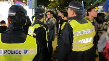 28-07-2016 11:53 Chiny: policjanci będą musieli być uprzejmi. Zmiany w prawie o policji po śmierci aktywisty
