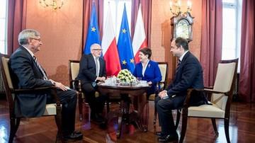 31-05-2016 12:55 KE: dialog z Polską trwa; w środę decyzja o ewentualnych dalszych krokach