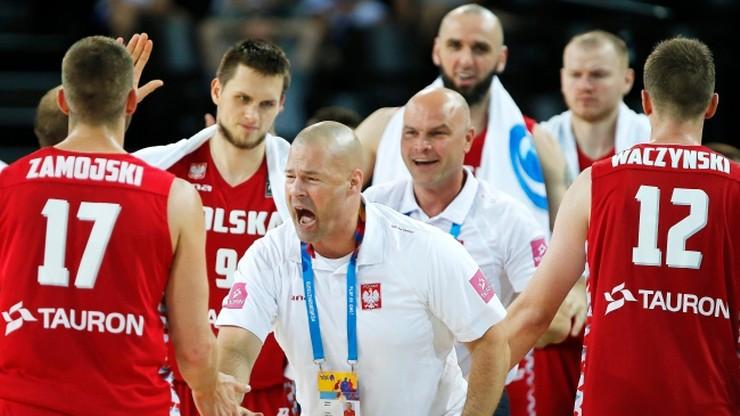 EuroBasket 2015: Tak cieszy się reprezentacja Polski!