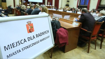 """16-03-2017 21:59 """"20 proc. decyzji zwrotowych było niewłaściwych"""". O kontroli CBA dot. reprywatyzacji na Radzie Warszawy"""