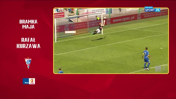 Kurzawa strzelcem najpiękniejszego gola w maju w Nice 1 Lidze!