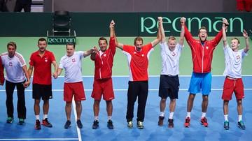 2015-12-01 Puchar Davisa: Gdańsk gospodarzem historycznego meczu!
