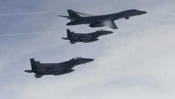 """09-07-2017 13:45 """"Lekkomyślna prowokacja"""". Północnokoreańskie media o rozmieszczeniu bombowców przez USA"""