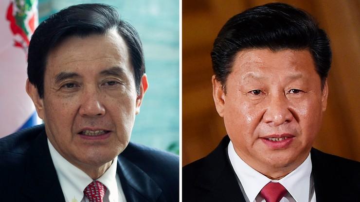 Historyczne spotkanie przywódców Chin i Tajwanu