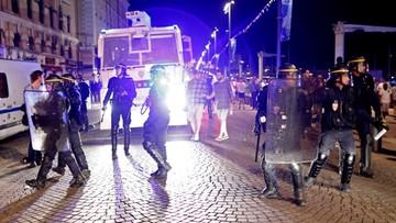 12-06-2016 06:23 Zamieszki w Marsylii po meczu. 31 rannych pseudokibiców
