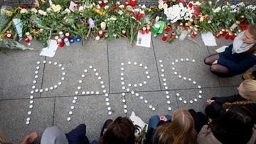 Zamachy w Paryżu – minuta po minucie