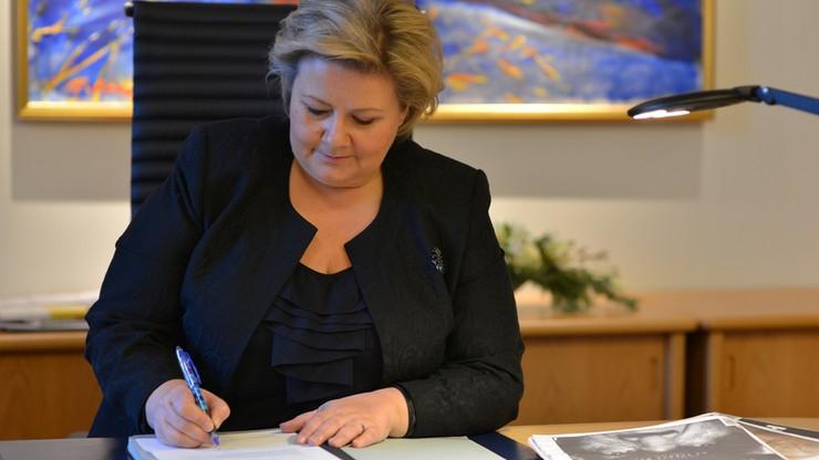 Premier Norwegii anonimowo spędziła wakacje we Florencji