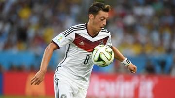 2014-10-08 Mesut Oezil nie zagra z Polską!