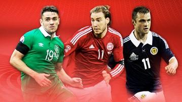 2015-09-04 El. Euro 2016: Wygrane Irlandii, Irlandii Płn. i Serbii