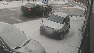Potrącił na przejściu dla pieszych dwie 16-latki. Uciekł, bo przestraszył się konsekwencji