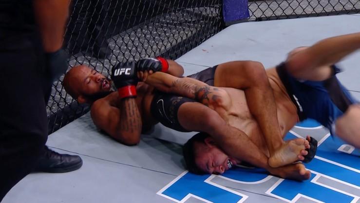 UFC podsumowuje rok w 66 sekund (WIDEO)