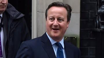 """11-04-2016 23:03 Cameron tłumaczy się z """"panamskich papierów"""" i publikuje zeznania podatkowe"""