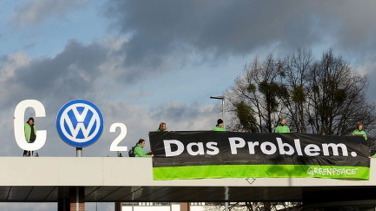 USA: Volkswagen da 1000 dolarów posiadaczom oszukanych diesli