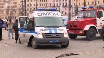 05-04-2017 12:23 Petersburg: zatrzymano grupę domniemanych werbowników terrorystów