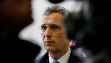 Stoltenberg: incydent na Bałtyku jednym z tematów Rady NATO-Rosja