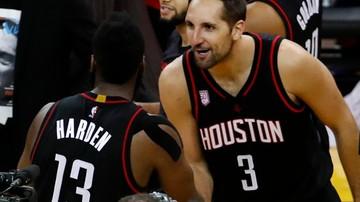 2016-12-18 NBA: Dziesiąta z rzędu wygrana Rockets