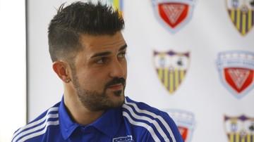 2016-12-06 Villa piłkarzem sezonu w USA