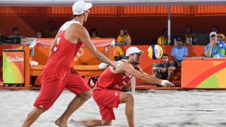 WT w siatkówce plażowej: Porażka Kantora i Łosiaka w półfinale