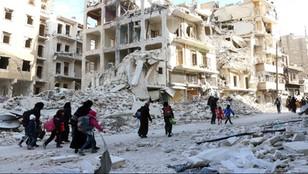 Syria: kolejne dzielnice Aleppo ostatecznie odbite przez siły reżimu