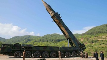 09-08-2017 05:58 Korea Płn. rozważa plany zaatakowania amerykańskich baz wojskowych na wyspie Guam