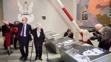 23-03-2017 21:37 Gdańskie Muzeum II Wojny Światowej już otwarte. Jedno z największych na świecie