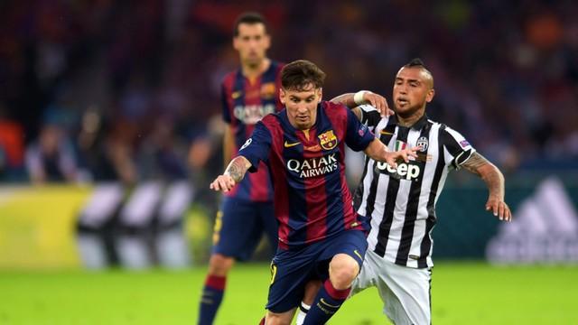 Barcelona pokonała Juventus w finale Ligi Mistrzów