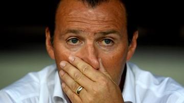 Trener reprezentacji Belgii zwolniony