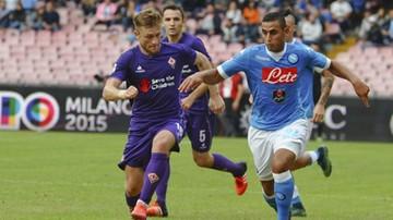2015-10-18 Serie A: Drużyna Błaszczykowskiego przegrała z Napoli