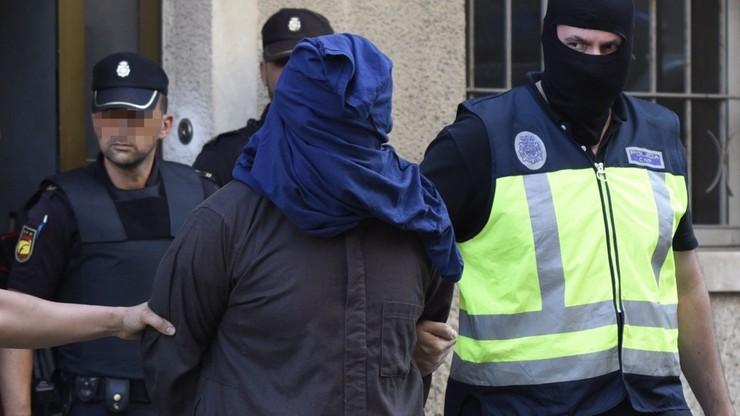 Hiszpania: zatrzymano sześć osób podejrzanych o związki z Państwem Islamskim