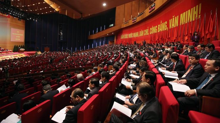 Rozpoczął się zjazd Komunistycznej Partii Wietnamu