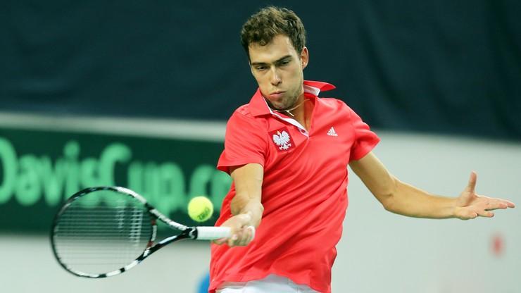 Rankingi ATP: W czołówce bez zmian, Janowicz wciąż 141.
