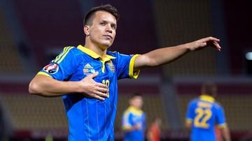 2015-11-14 Baraże Euro 2016: Ukraina - Słowenia. Transmisja w Polsacie Sport