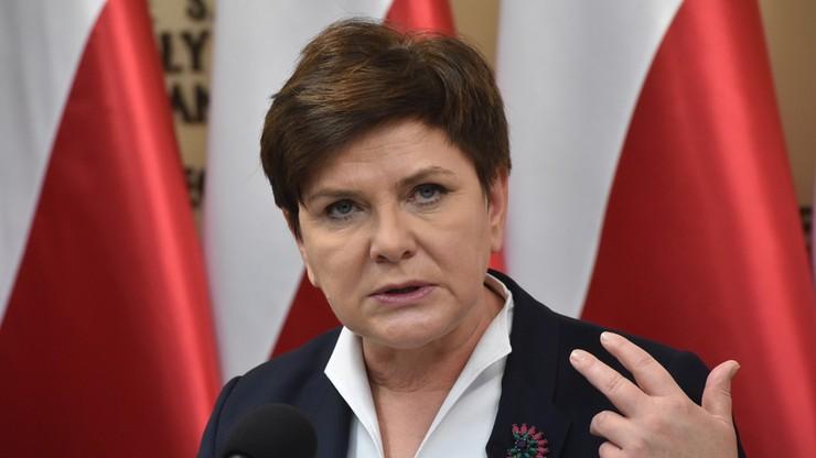 Premier wysłała list na obchody wybuchu powstania wielkopolskiego. Odczytano go tam, gdzie był apel smoleński