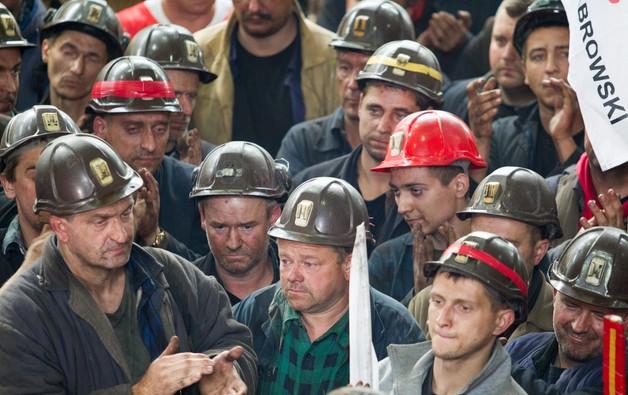 Koniec protestu. Rząd dogadał się z górnikami